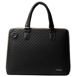 Ericdress Solid Color Embossed Men's Bag