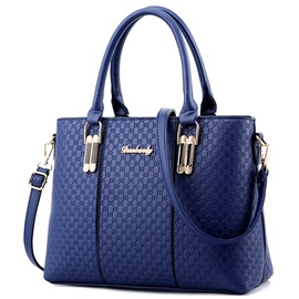 Ericdress Temperament Bowknot Embossed Handbag