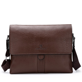 Ericdress Classic Embossed Men's Briefcase