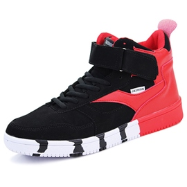 Ericdress Trendy Midcalf Velcro Men's Sneakers