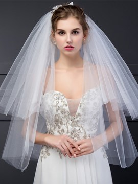 Ericdress Charming Two-Layer Wedding Veil