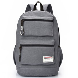 Ericdress Vintage Men's Canvas Backpack