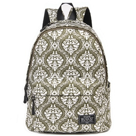 Ericdress Light Floral Travel Backpack