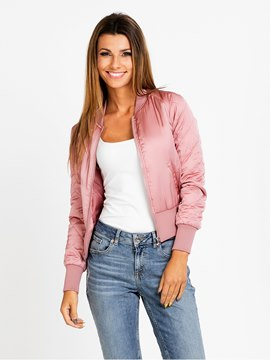 Ericdress Casual Round Neck Jacket