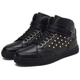 Ericdress Rivets Decorated Men's Skater Shoes