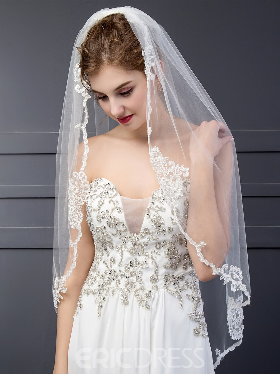 Ericdress Classical High Quality Bridal Veil