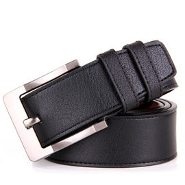 Ericdress Casual Bucklet Leather Belt for Men
