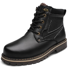 Ericdress Stylish Round Toe Men's Snow Boots