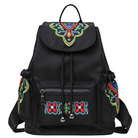 Ericdress Multifunktions Stickerei Rucksack