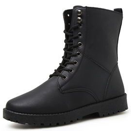 Ericdress Vintage PU High Top Men's Martin Boots