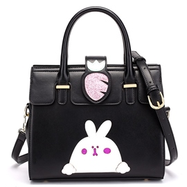 Ericdress All Match Rabbit Print Handbag