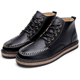 Ericdress All match High Top Men's Boots
