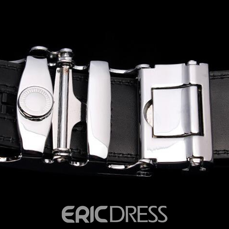 Ericdress New Style Automatic Buckle Belt for Men