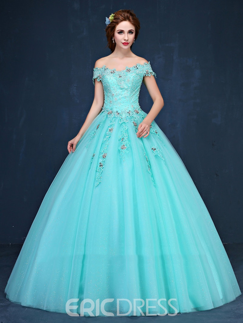 Vintage Quinceanera Dresses for Sale - Ericdress.com