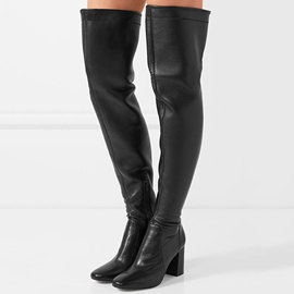 Ericdress Fashion Chunky Heel Over-the-Knee Boots