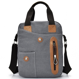 Ericdress Casual Vintage Canvas Men's Bag