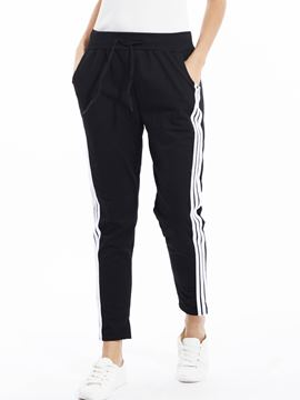 Ericdress Sports Style Straight Casual Pants