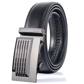Ericdress Concise Leather Belt for Men