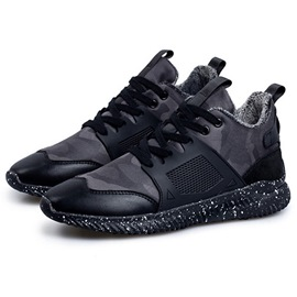 Ericdress New Camouflage Patchwork Men's Athletic Shoes