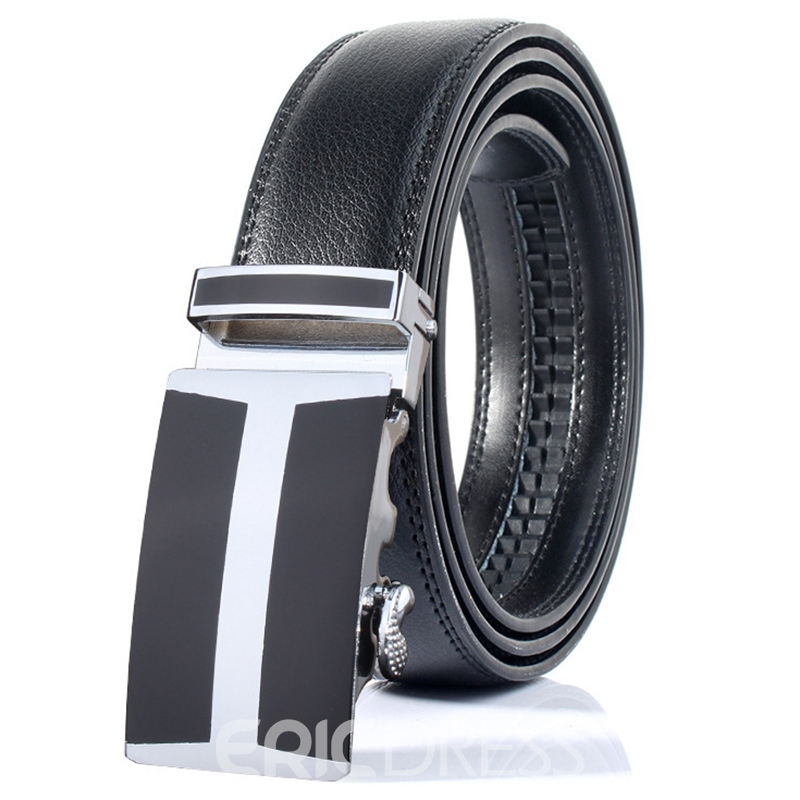 Ericdress Fashion Automatic Buckle Mens Belt