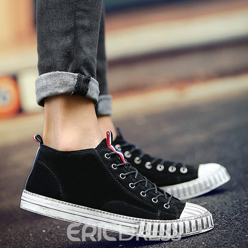 Ericdress Retro Shell Toe Men's Casual Shoes