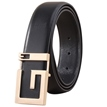 Ericdress All Match Smooth Buckel Men's Belt