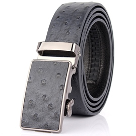 Ericdress Luxury Belt for Business Men