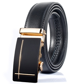 Ericdress Business Automatic Buckle Men's Belt