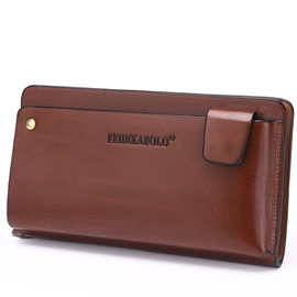 Ericdress Versatile Thread Decorated Men's Clutch