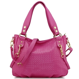 Ericdress Noble Temperament Woven Pattern Handbag