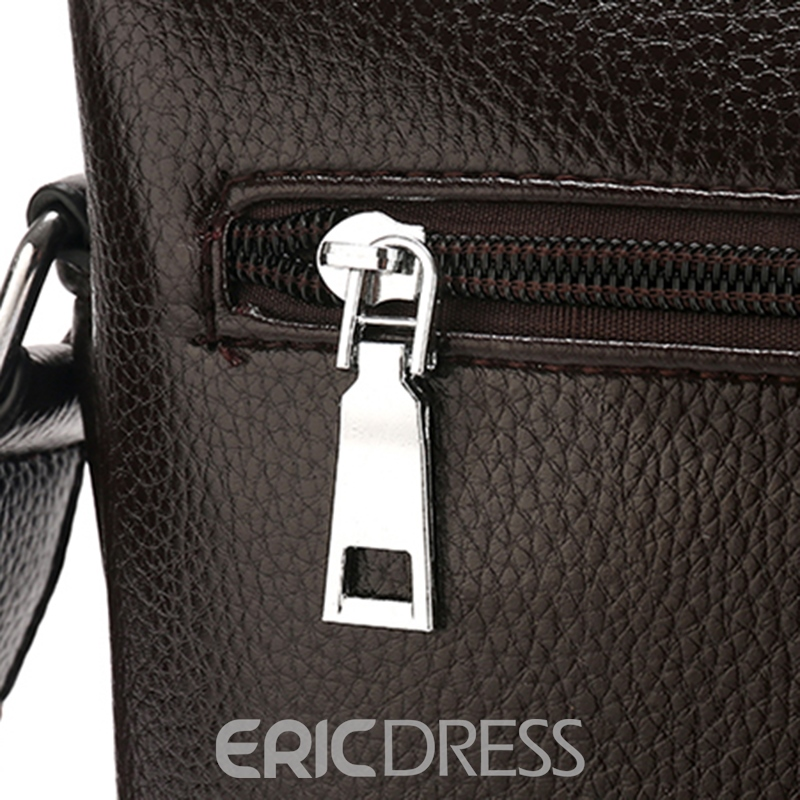 Ericdress Casual Color Block Men's Shoulder Bag