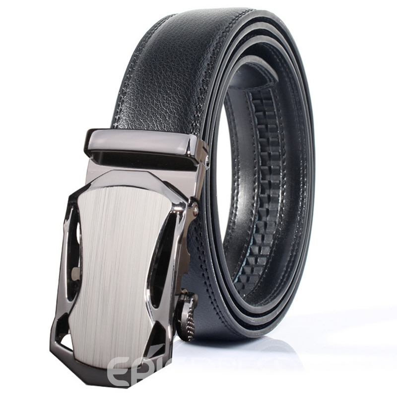 Ericdress Genuine Leather Unique Design Men's Belt