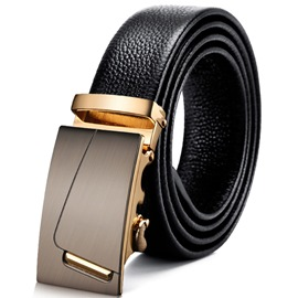 Ericdress Genuine Leather Belt for Business Men