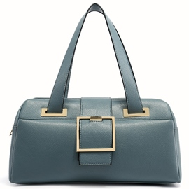 Ericdress Temperament Thread Latch Boston Handbag