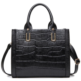 Ericdress European Grace Alligator Pattern Handbag