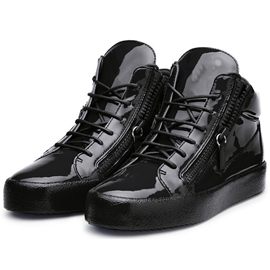 Ericdress Round Toe Lace-Up Sneakers