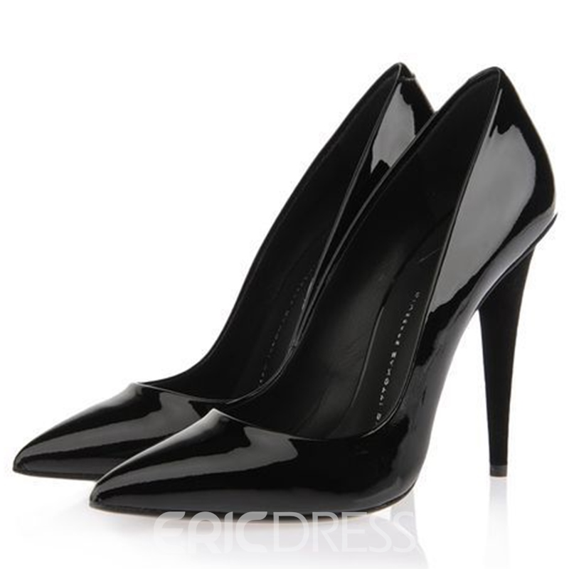 Ericdress Ultra-High Heel Pointed Toe Pumps