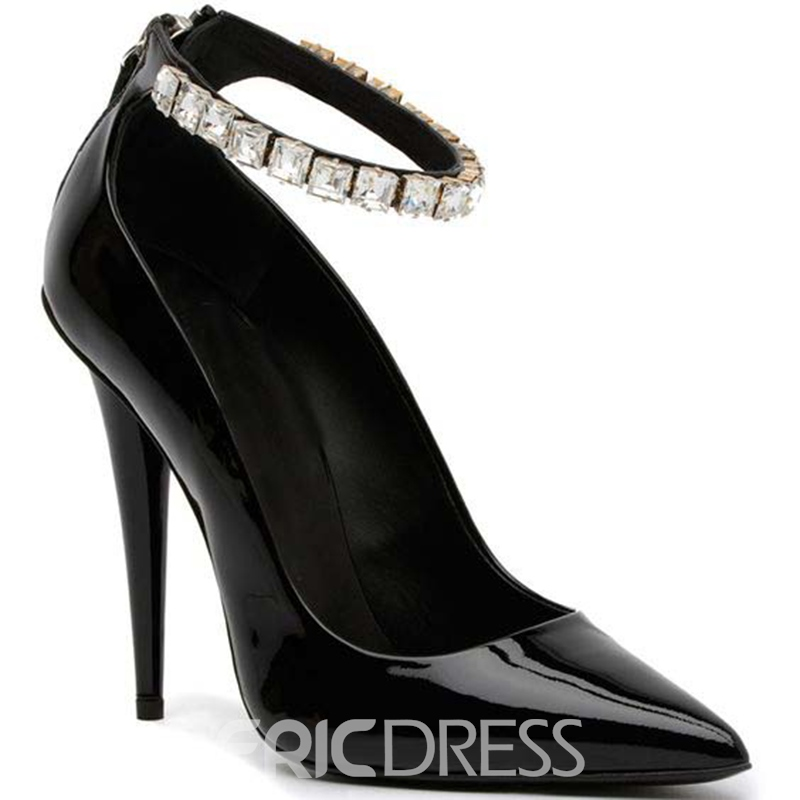 Ericdress Charming Ultra-High Heel Pointed Toe Pumps