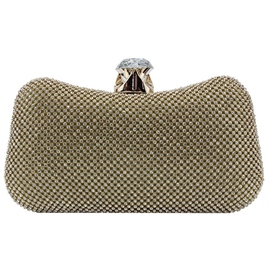 Ericdress Ladylike Dazzling Diamond Decorated Evening Clutch