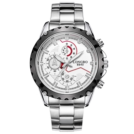 Ericdress Alloy Dial High Strength Glass Surface Men's Watch