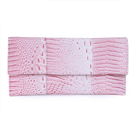 Ericdress Leisure Geometric Embossed Evening Clutch