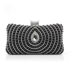 Ericdress Beaded Acrylic Evening Clutch