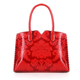 Ericdress Chinese Style Knitted Thread Business Handbag