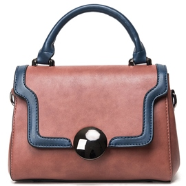 Ericdress Leisure Color Block Shoulder Bag