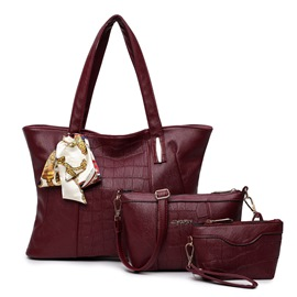 Ericdress Elegance Thread Decorated Handbags(3 Bags)