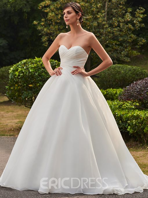 Ericdress Ball Gown Wedding Dress
