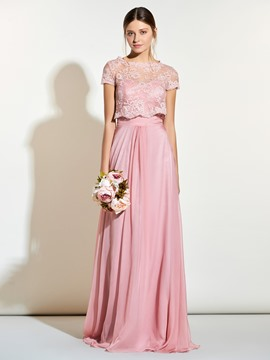 Ericdress Beautiful Sweetheart Long Bridesmaid Dress With Jacket