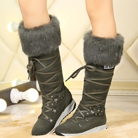 Ericdress Popular Knee High Sneaker Boots