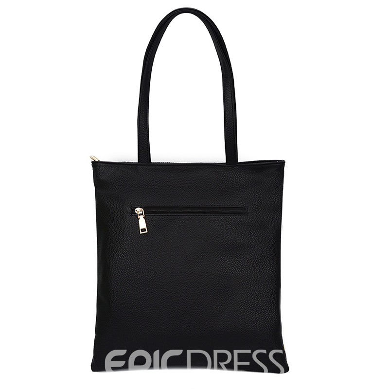 Ericdress Cool Sexy Lips Sequins Decorated Shoulder Bag