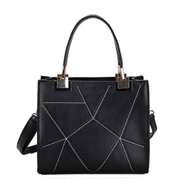 Ericdress Korean Irregular Thread Patchwork Handbag